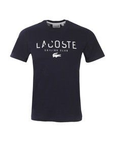 Lacoste Mens Blue TH5022 Tee