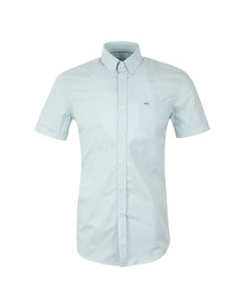 Lacoste Mens Green S/S CH8514 Shirt