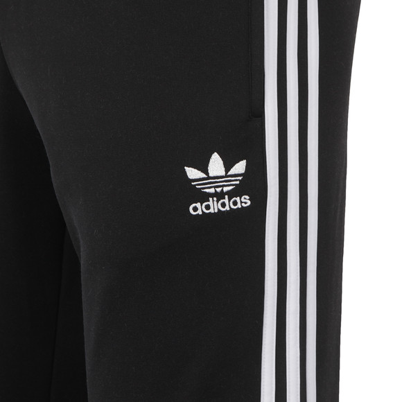 Adidas Originals Mens Black SST Cuffed Track Pant main image