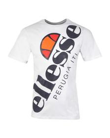 Ellesse Mens White Bettona T Shirt