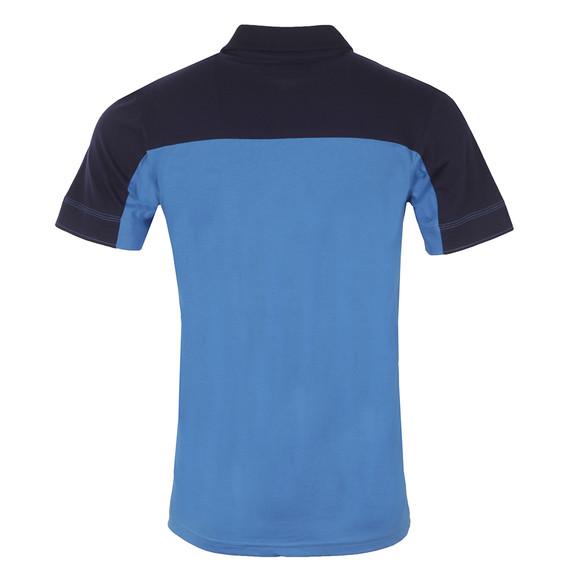 Fila Mens Blue Corsair Polo Shirt main image