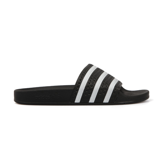 adidas Originals Mens Black Adilette Flip Flop
