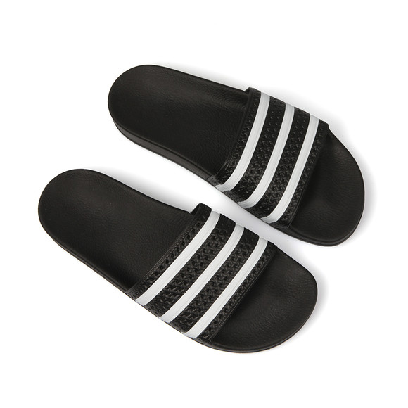 adidas Originals Mens Black Adilette Flip Flop main image