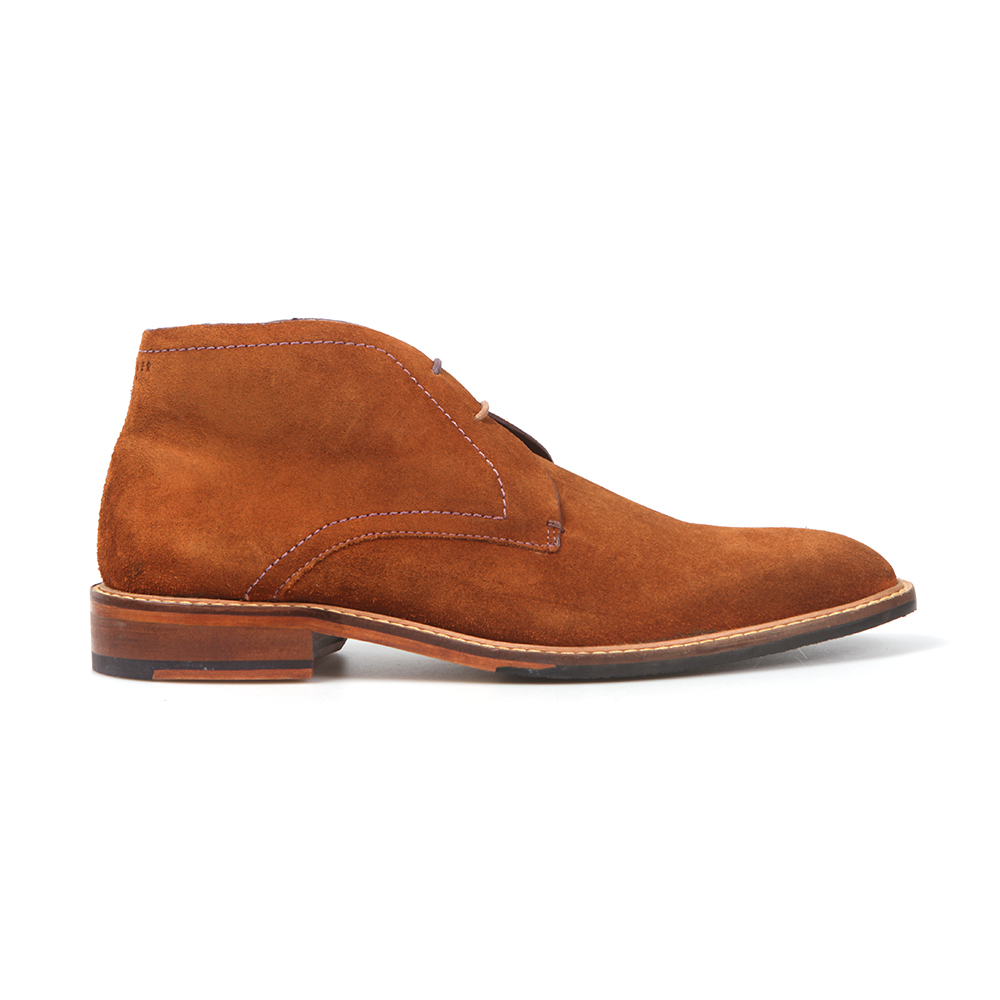 5f422f67ed839 Ted Baker Mens Brown Torsdi 4 Suede Boot