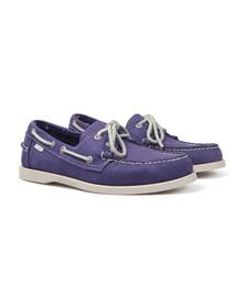 Sebago Mens Blue Dockside Boat Shoe