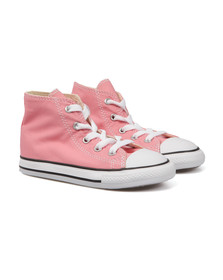 Converse Unisex Pink Kids All Star Hi