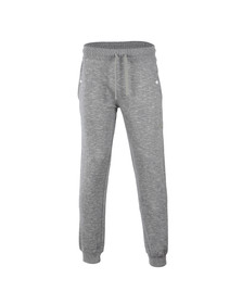 Money Mens Grey Melange Track Bottoms