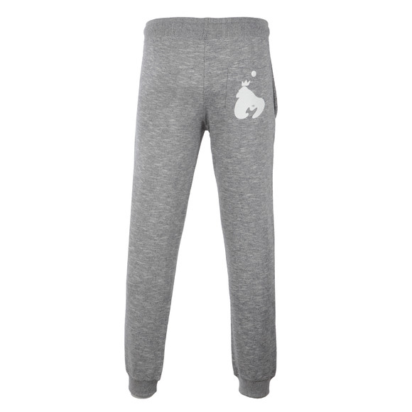 Money Mens Grey Melange Track Bottoms main image