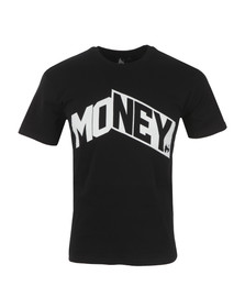Money Mens Black Block Shear T Shirt