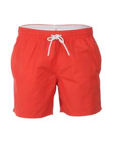 Lacoste Mens Red MH7092 Swim Short