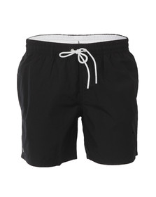 Lacoste Mens Black MH7092 Swim Short