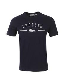 Lacoste Mens Blue T-Shirt TH8119