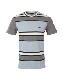 Lacoste Mens Grey TH5005 T-Shirt