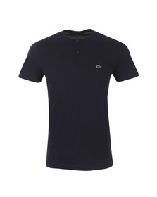Lacoste Mens Blue TH3948 T-Shirt