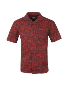Lacoste Live Mens Blue CH5351 Shirt