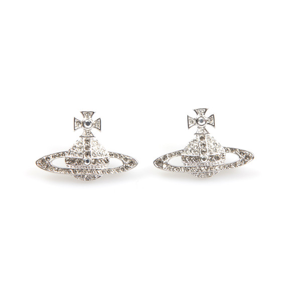 Vivienne Westwood Womens Silver Kika Earrings main image