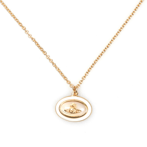Vivienne Westwood Womens Gold Dalia Pendant main image