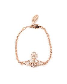 Vivienne Westwood Womens Pink Mayfair Bas Relief Bracelet