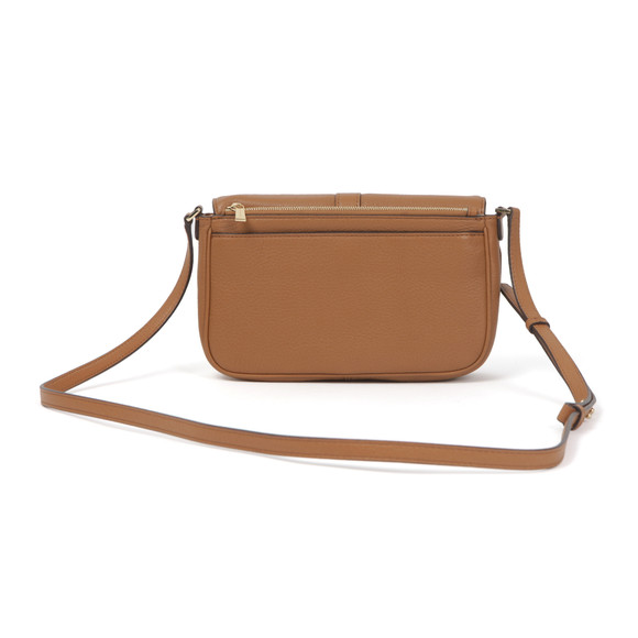 Michael Kors Womens Brown Charlton Crossbody Bag main image