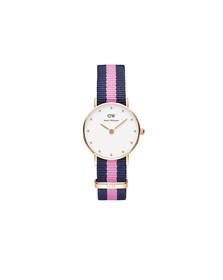 Daniel Wellington Unisex Pink Classy Winchester Watch