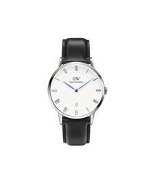 Daniel Wellington Unisex Silver Dapper Sheffield 38mm Watch
