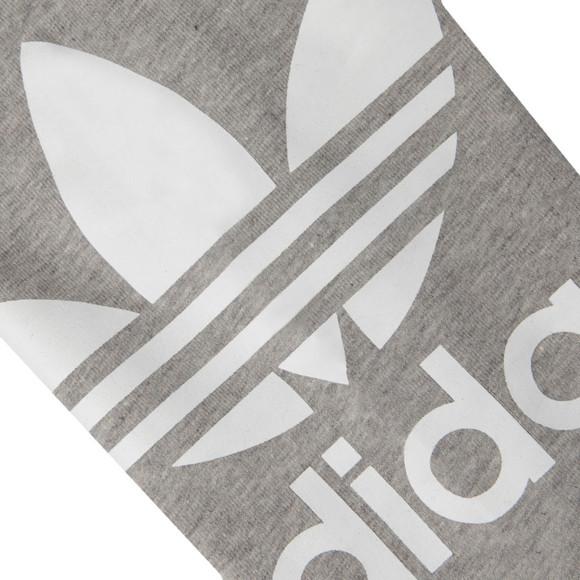 Adidas Originals Womens Grey Trefoil Legging main image