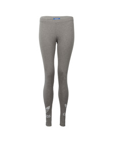 Adidas Originals Womens Grey Trefoil Legging