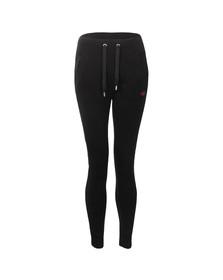 Adidas Originals Womens Black Slim Trackpant