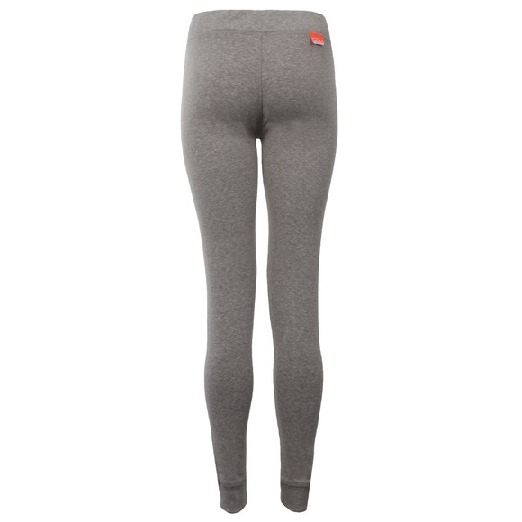 Superdry Womens Grey Orange Label Super Skinny Jogger main image