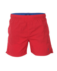Gant Mens Red Basic Swim Short