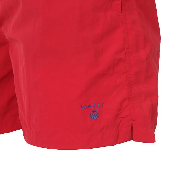 Gant Mens Red Basic Swim Short main image
