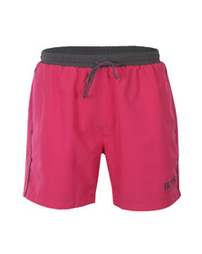 Hugo Mens Pink Starfish Swim Short