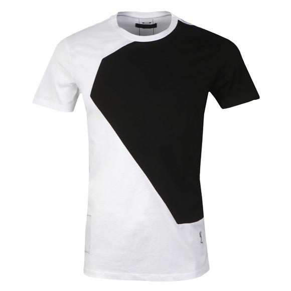 Religion Mens White Parra SS T-Shirt main image