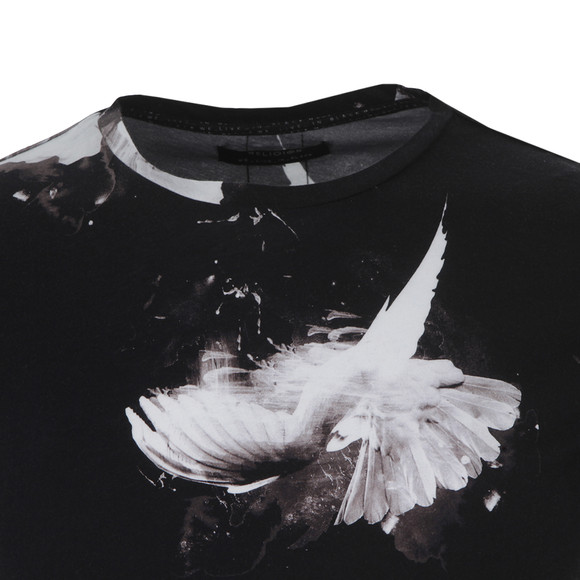 Religion Mens Black Doves SS T-Shirt main image