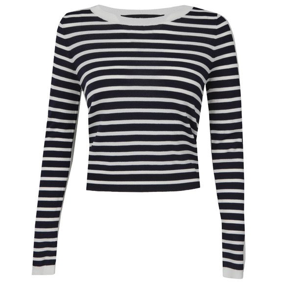 French Connection Womens Multicoloured Cass Knit Jumper main image