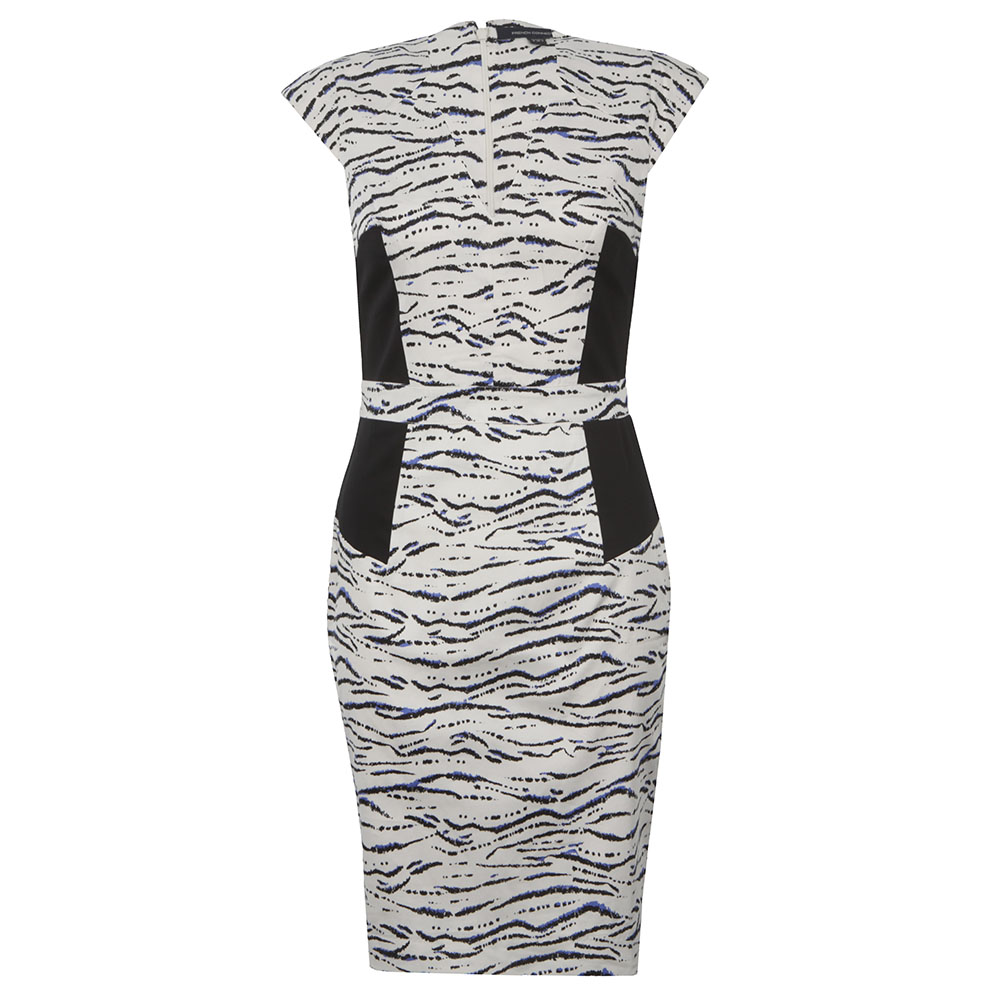 Tapir Wave Cotton Dress main image