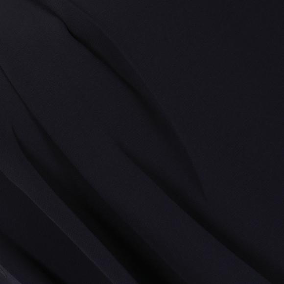 French Connection Womens Blue Florrie Drape Dress main image