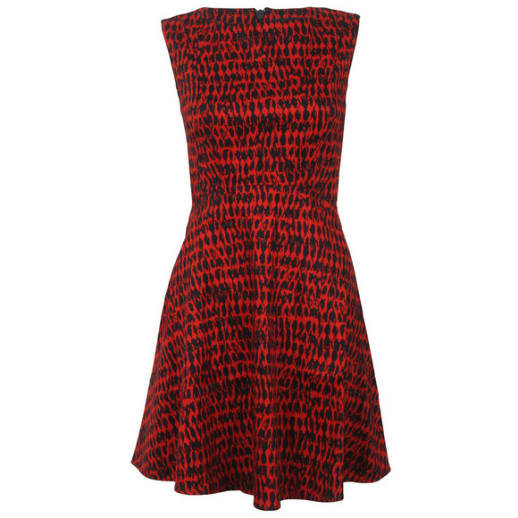 French Connection Womens Red Canyon Sands Dress main image