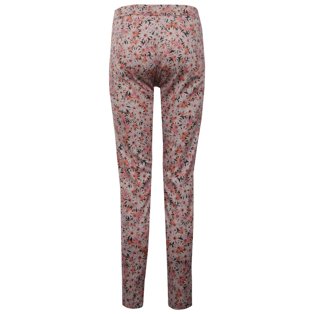 Bacongo Daisy Cotton Skinny Trouser main image