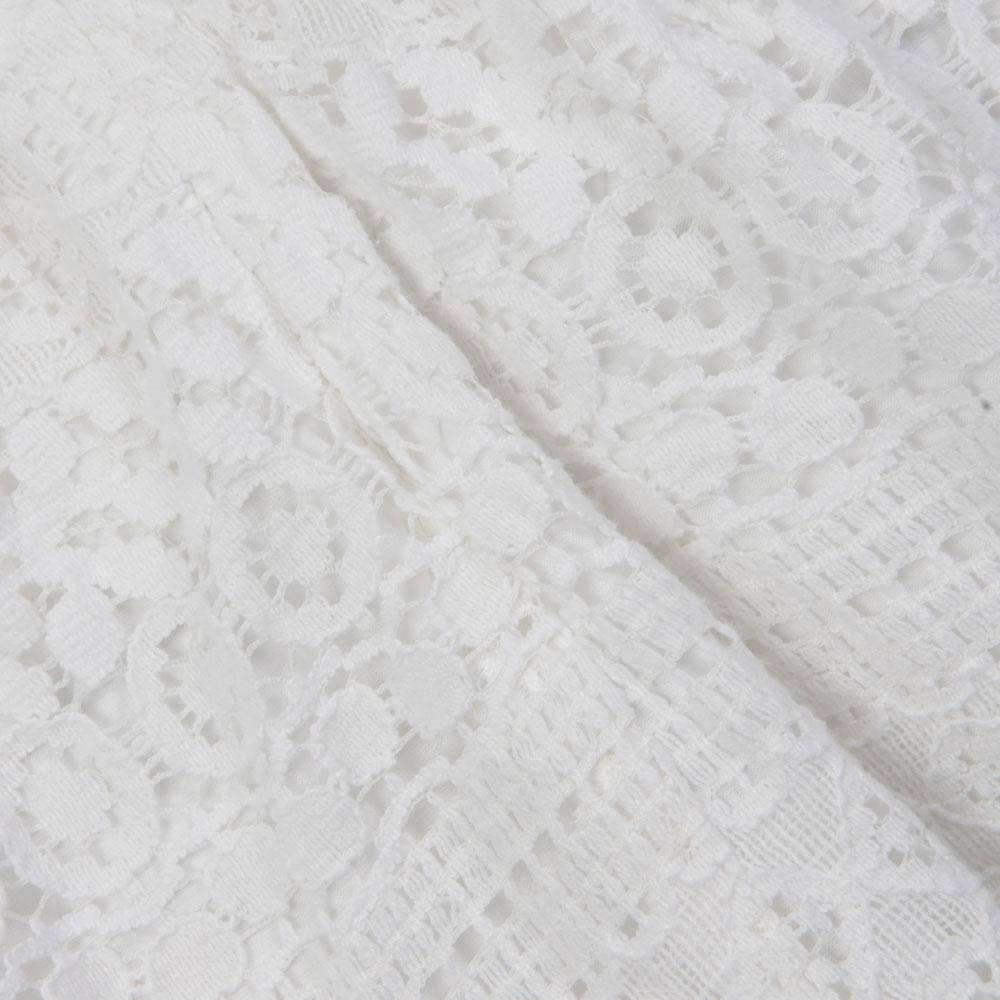 Lace Panel Skater Dress main image