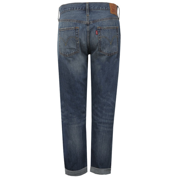 Levi's Womens Blue 501 CT Jean main image