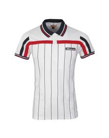 Ellesse Mens White San Leo Polo Shirt