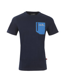 Ellesse Mens Blue Ostuni T Shirt