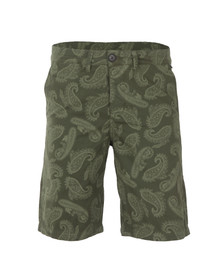 Pretty Green Mens Green Foxley Short