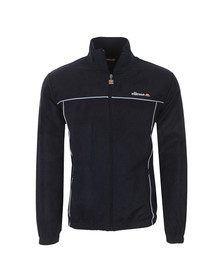 Ellesse Mens Blue Marzio Velour Track Top