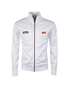 Ellesse Mens White Del Corso Track Top