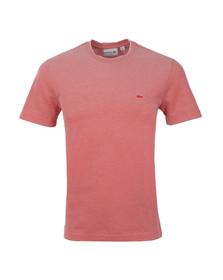 Lacoste Mens Orange TH5006 T-Shirt