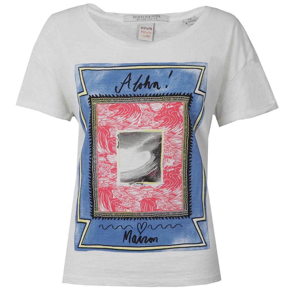 Cotton Slub T Shirt main image