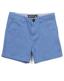 Lyle And Scott Junior Boys Blue Classic Chino Short