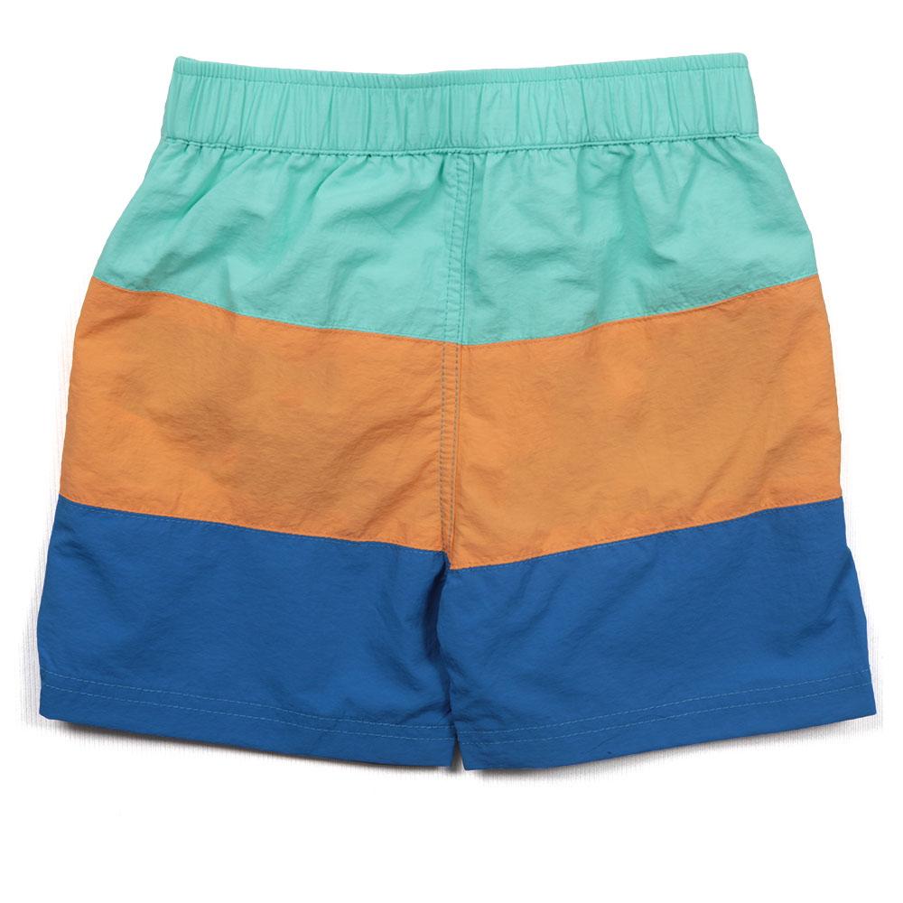 Cut & Sew Swim Shorts main image